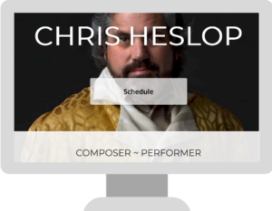 chris heslop website