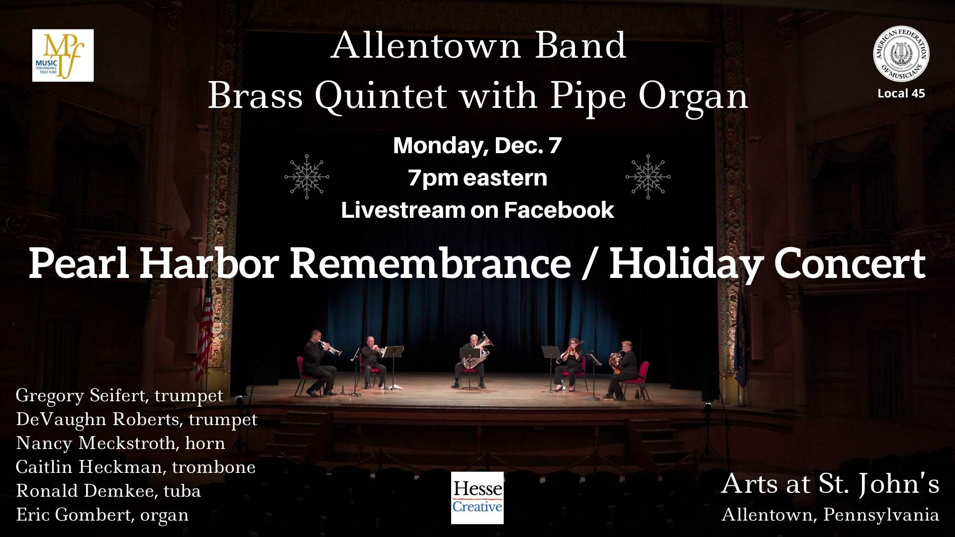 allentown band brass quintet