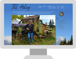 jill haley web page